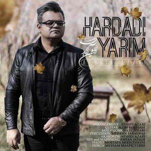 دانلود آهنگ ترکی افشین آذری و واصیف عظیموو به نام هاردادی یاریم