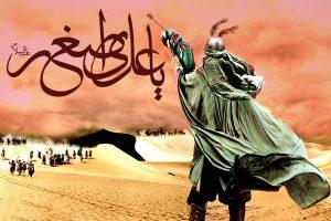 دانلود نوحه بهزاد نوری به نام اصغریم تاج سریم