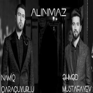 دانلود آهنگ ترکی احمد مصطفایو و نامیک به نام آلینماز
