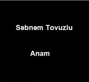 دانلود آهنگ ترکی شبنم تووزلو به نام آنا