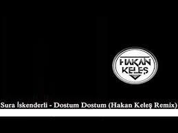 دانلود ریمیکس ترکی سورا اسکندرلی به نام دوستوم دوستوم