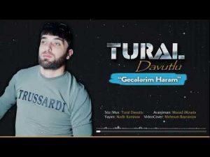 دانلود آهنگ ترکی تورال داودلی به نام گجلریم حرام