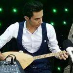 دانلود آهنگ ترکی حسین میرزایی به نام ترکمن گلینی