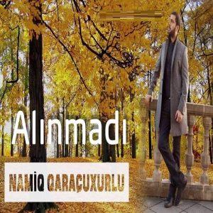 دانلود آهنگ ترکی نامیک قاراچوخورلو به نام آلینمادی