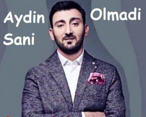 دانلود آهنگ ترکی آیدین سانی به نام اولمادی