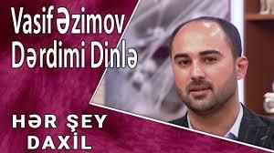 دانلود آهنگ ترکی واسیف عظیم اوف و ناهیده باباشلی به نام دردیمی دینله