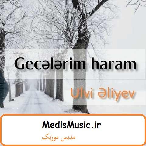 دانلود آهنگ ترکی اولوی علیو به نام گجلریم حرام