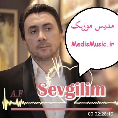 دانلود آهنگ ترکی آقشین فاتح به نام سوگیلیم