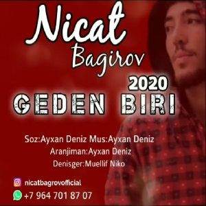 دانلود آهنگ ترکی نجات باقروف به نام گدن بیری