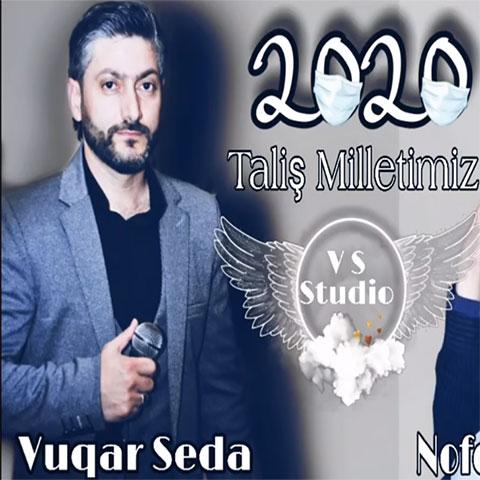 دانلود آهنگ ترکی وقار صدا به نام تالیش میلتیمیز
