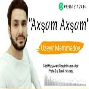 دانلود آهنگ ترکی اوزیر ممدوف به نام آخشام آخشام