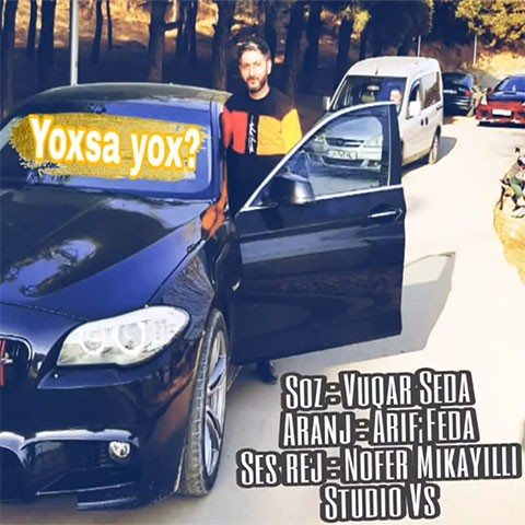 دانلود آهنگ ترکی وقار صدا به نام یوخسا یوخ