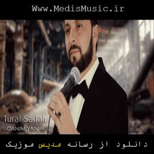 دانلود آهنگ ترکی تورال صدالی جانیم یانیر